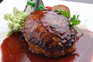 洋食コノヨシ ConoYoshiこだわり特製ハンバーグ 180g (熟成デミグラスソース)
