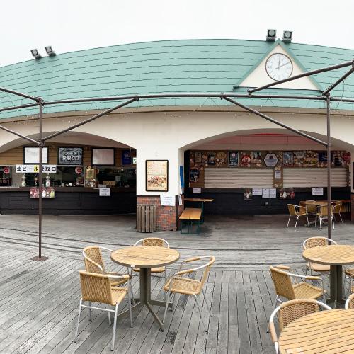 東武百貨店池袋店 スカイビューフードコート IWGB 池袋 ハンバーグ