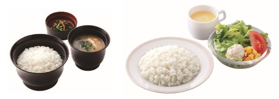 和食セット 洋食セット