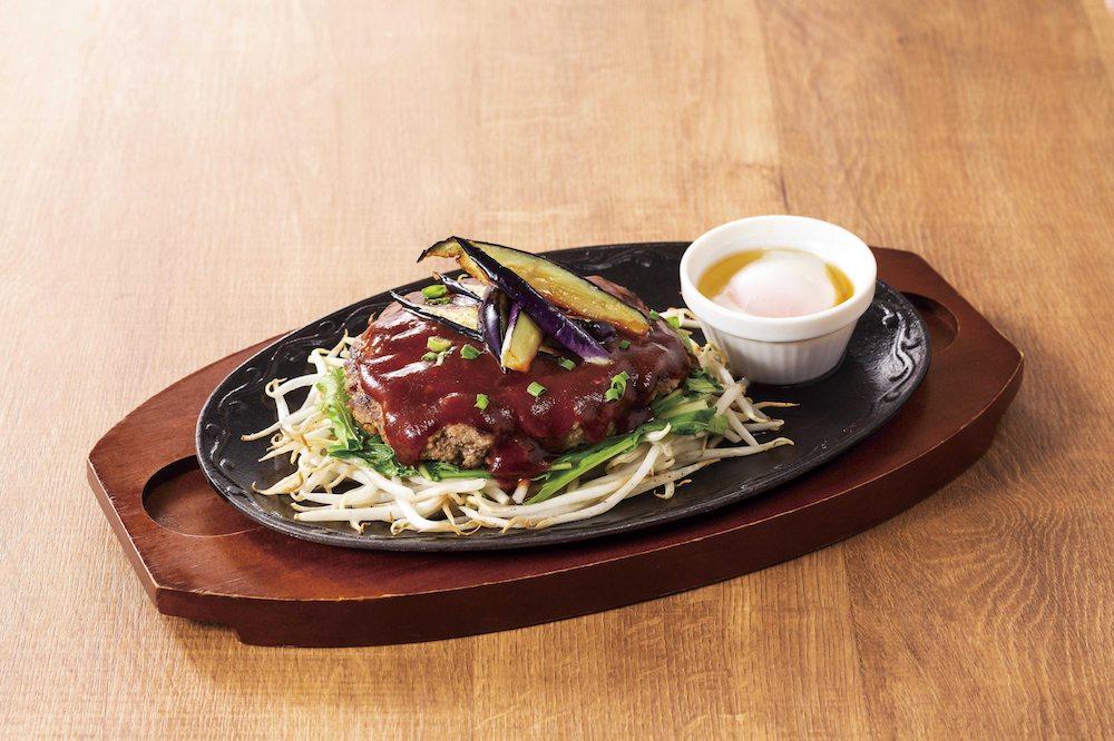 デニーズ All Beefハンバーグ~コチュジャンソース