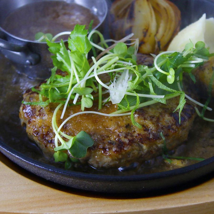GOOD EAT TABLE 和風おろしハンバーグ