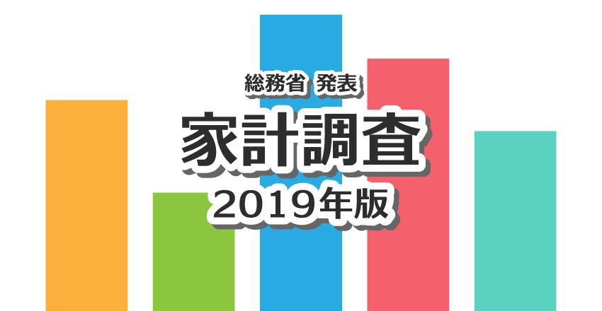 ハンバーグ 家計調査 2019年版 総務省