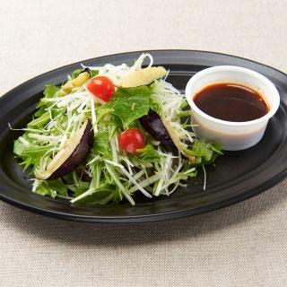 デニーズ テイクアウト シャキシャキ大根と香味野菜の生姜醤油ハンバーグ