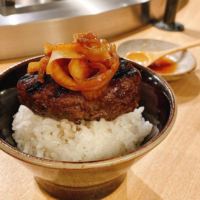挽肉と米 挽肉と米定食 イメージ