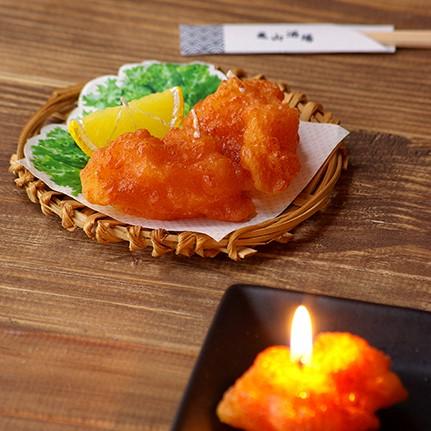 カメヤマ レモンサワー 好物キャンドルシリーズ ローソク