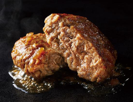味の素 冷凍食品 ザハンバーグ ザ シリーズ イメージ